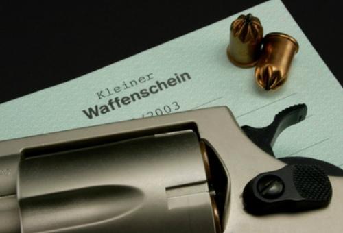 Anträge kleiner Waffenschein nach Silvesternacht Köln